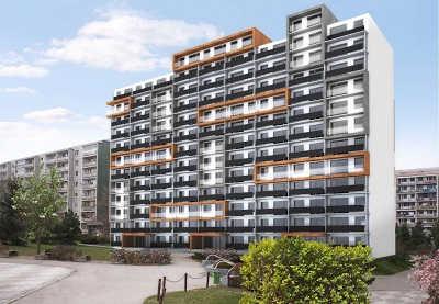 Panelové domy a bytová družstva